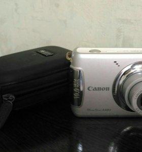 Фотоаппарат Canon PowerShot A480