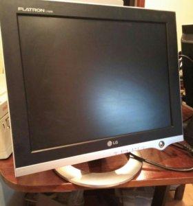 Монитор жк LG для компьютера