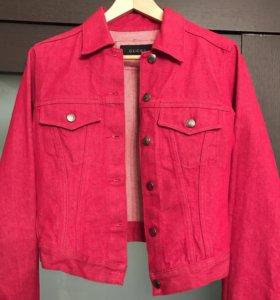Джинсовая куртка Gucci