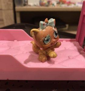LPS котёнок тридешка
