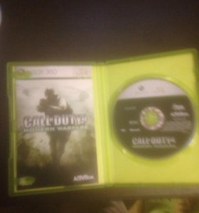 Игра Call of Duty 4 modern warfare