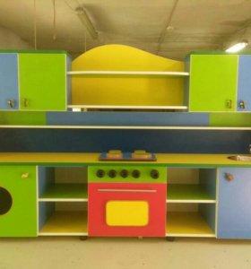 Игровые кухни для детей