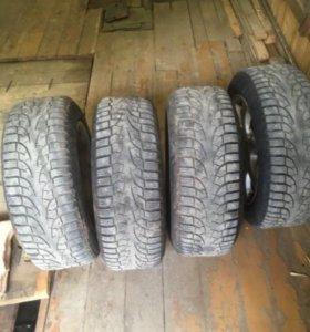 Pirelli комплект зимний 215/55 R16