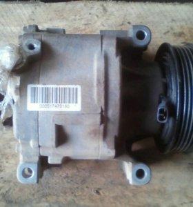 Компрессор кондиционера Fiat Albea 1.4 8V
