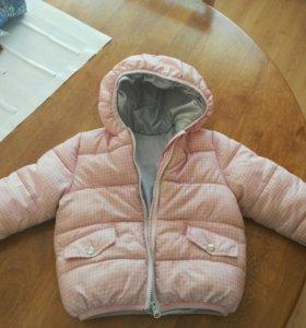 Куртка для девочек.
