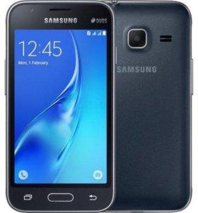 Продам новый телефон galaxy j1 mini duos