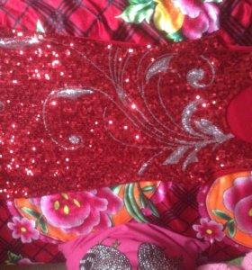 Платье(удленённая  туника)