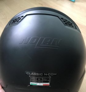 Мото шлем новый