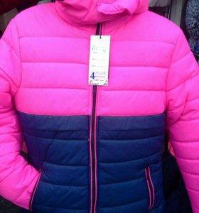 Новый зимний спортивный костюм