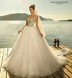Свадебное платье ANNA KUZNETCOVA