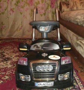 Машинка Электромобиль AUDI