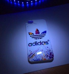 Новый чехол для айфона 5s