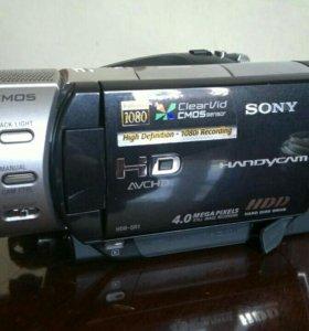 Камера Sony Handycam HDD 30gb