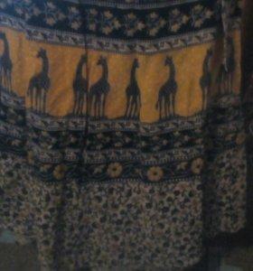 Индийская юбка