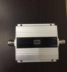 GSM900MHz усилитель мобильной связи б/у.