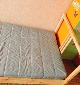 Продам Кровать икеа
