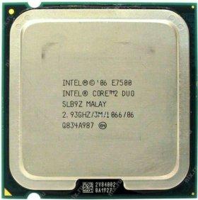 Процессор E7500