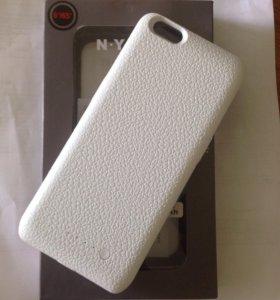Чехол-зарядка для iPhone 6+/6S+ (6.000 mAh)