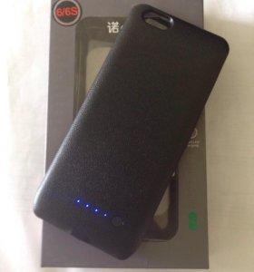 Чехол-зарядка для iPhone 6/6S (2.100 mAh)