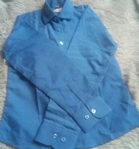 Рубашка на мальчика (новая)