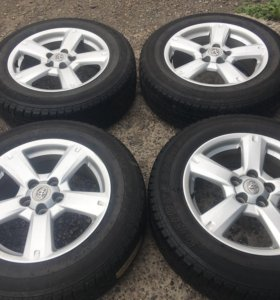 Комплект колёс Toyota RAV4 Harrier 225/65 R17 из Я