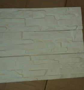 Гипсовая плитка камень рваный