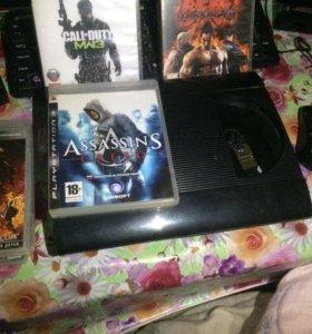 PS3 супер слим