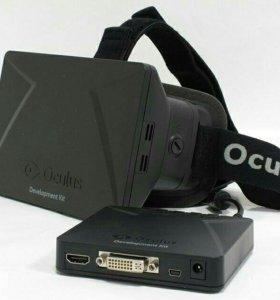 VR шлем для ПК / Oculus rift