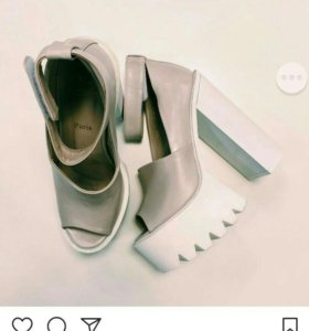 Стильные туфли 36р
