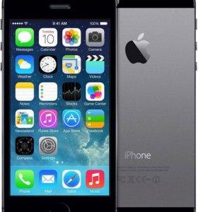 Продаю iPhone  5s 16.оригинал