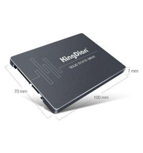 "Жесткий диск SSD KingDian S200 60GB 2.5"" SATA III"