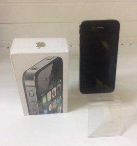 iPhone 4S 32 Гб чёрный