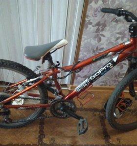 Велосипед mongose поменяю на BMX