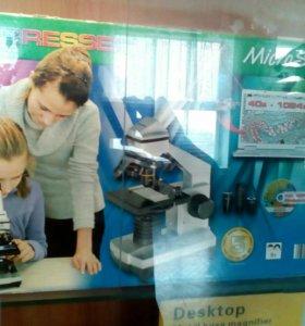 Микроскоп Bresser junior 40-1024x в кейсе
