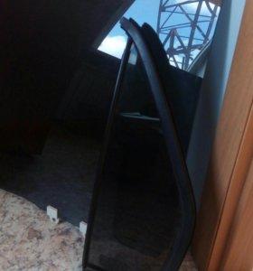 Стекло и форточка задней левой двери хонда срв-рд