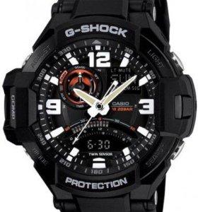 Часы Casio G-shock Gravitymaster GA-1000-1A б/у