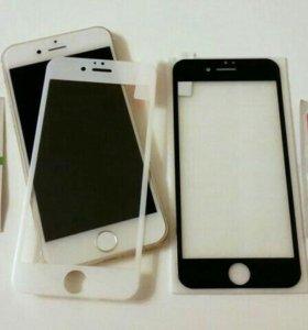 Защитное стекло 3D iPhone 6 6s