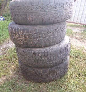 ЗИМНИЕ колеса  Пежо r14 175/65 Мишлен Michelin