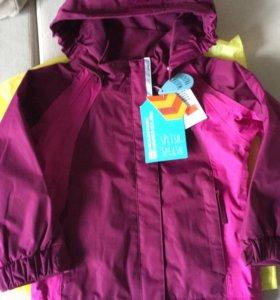 Mountain warehouse куртка для девочки