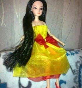 Кукла (новая, не б/у) с 3D глазами