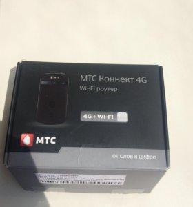 wi-fi роутер МТС 4G