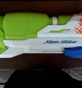Водяной бластер NERF Super Soaker