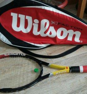 Ракетка для большого тенниса графитовая
