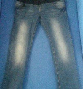 Брюки-джинсы для беременных