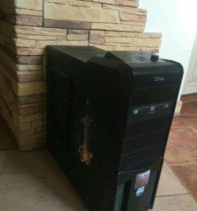 Продам системник и монитор