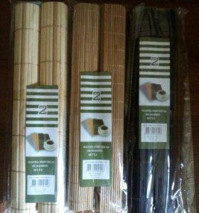 Салфетки бамбук