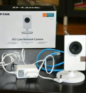 Камера,видеокамера d-link dcs-2103