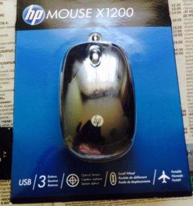 Мышка для компьютера hpMouse X1200