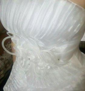 Свадебное платье💍👰💕💐💋👫🏩💑