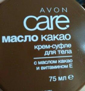 Крем-суфле для тела